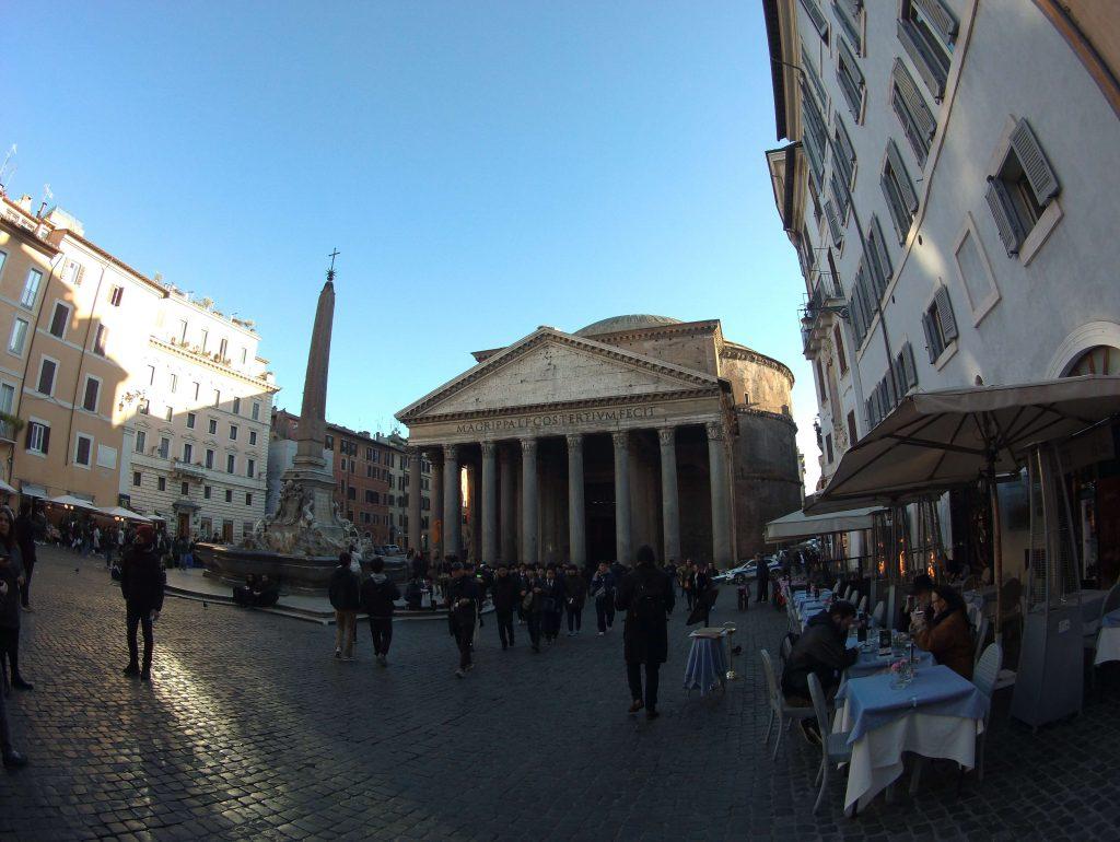 Panteonul-din-Roma