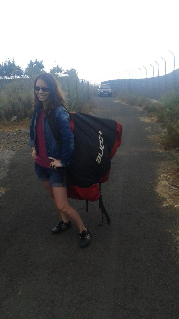 Tenerife-echipare-parapanta