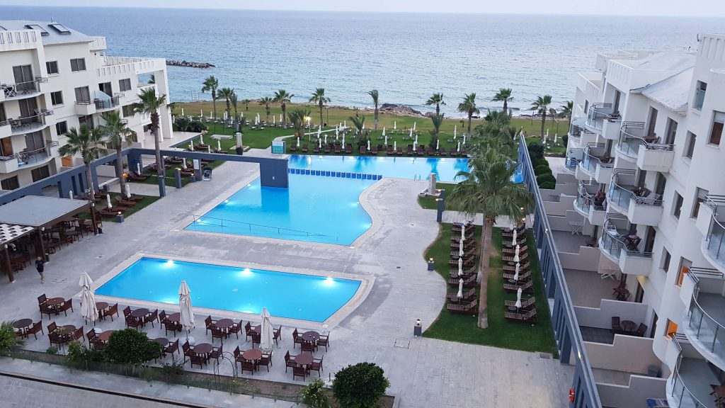 Paphos-Capital-coast-pool
