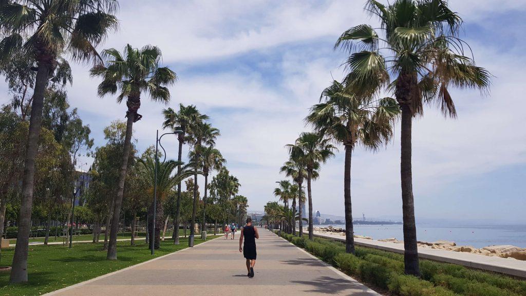 Limassol-faleza