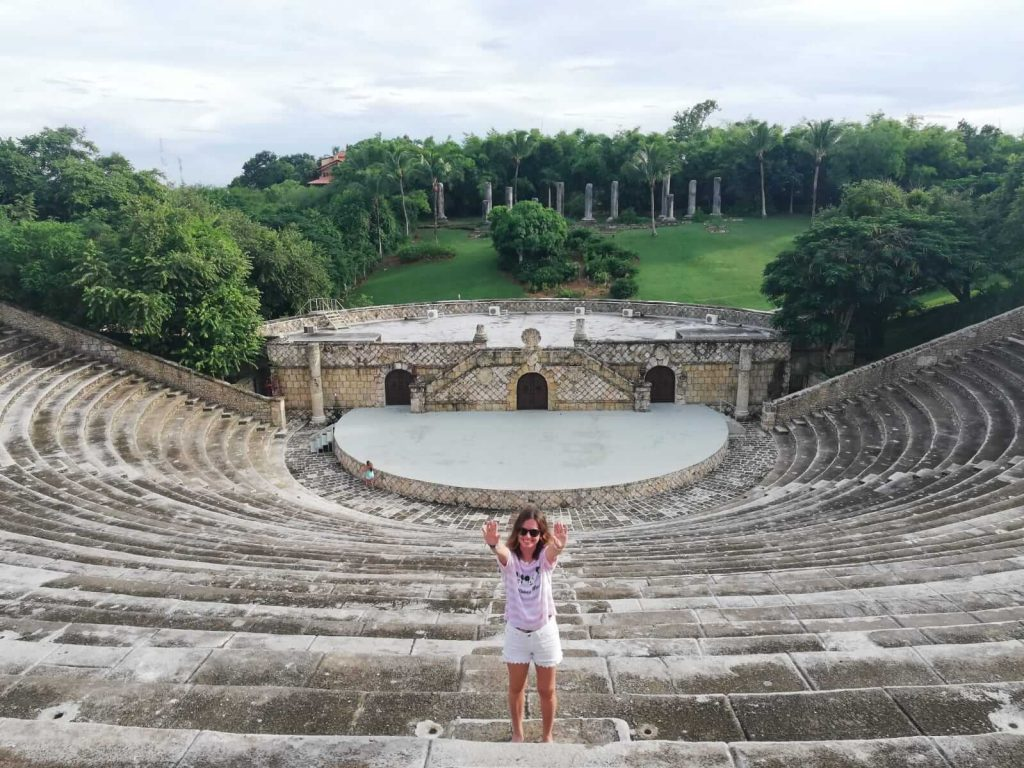 Altos de Chavon-amfiteatru