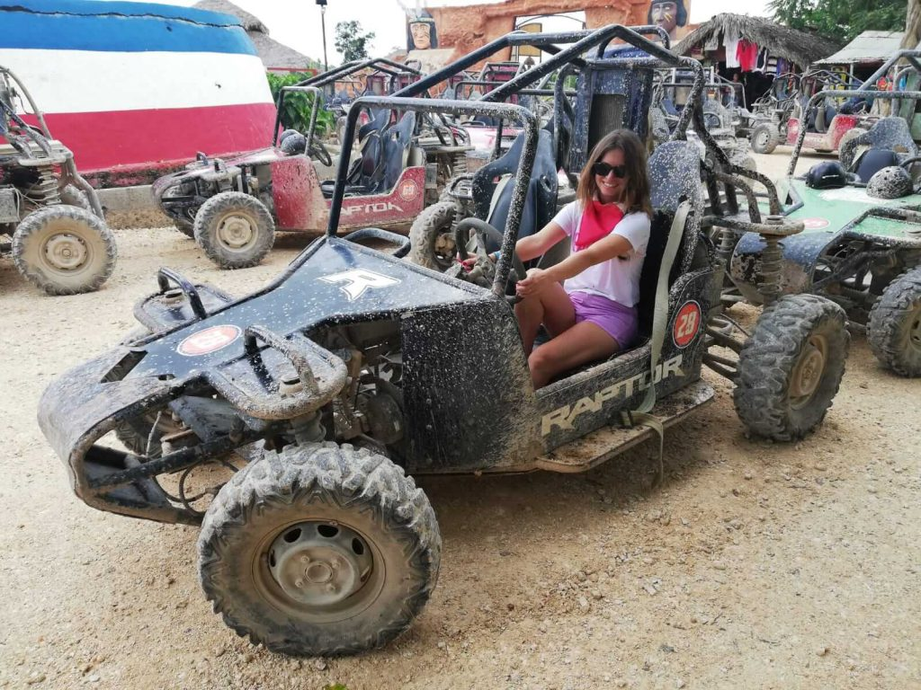 Buggy-excursie-Punta Cana