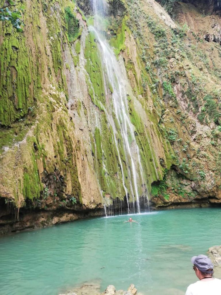 Cascada Limon - excursie Insula Samana
