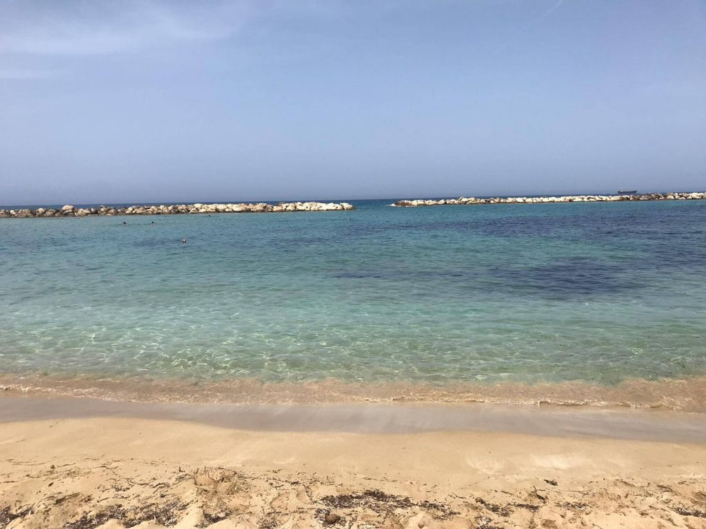 Paphos-beach-sea