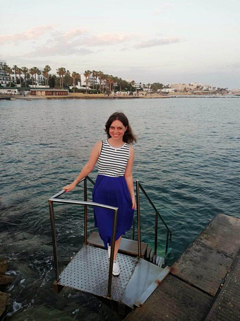 Paphos-harbor