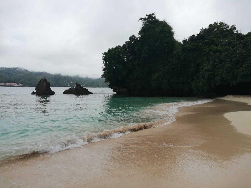 Plaja-insula-Samana-Cayo-Levantado