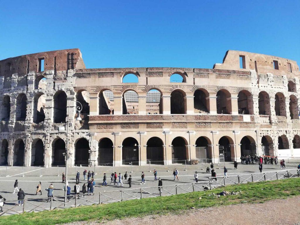 Roma-Colloseum