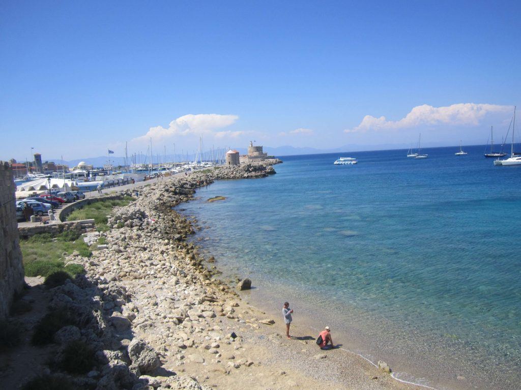 Rhodos-small-beach