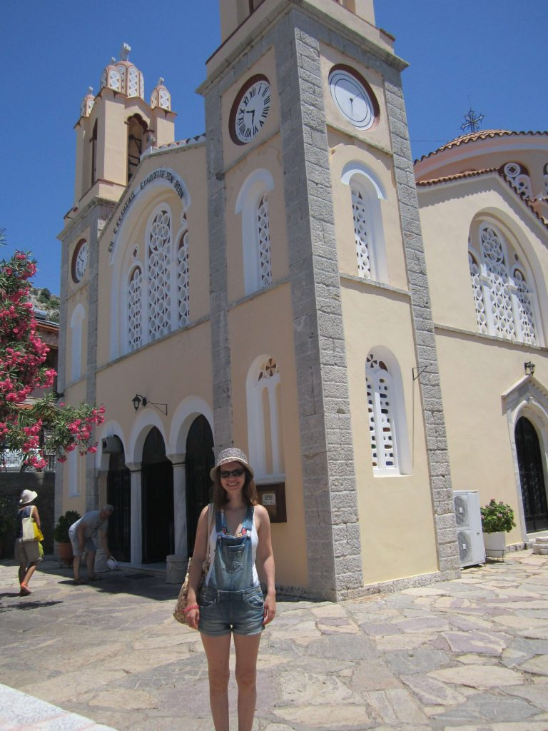 Rhodos-church