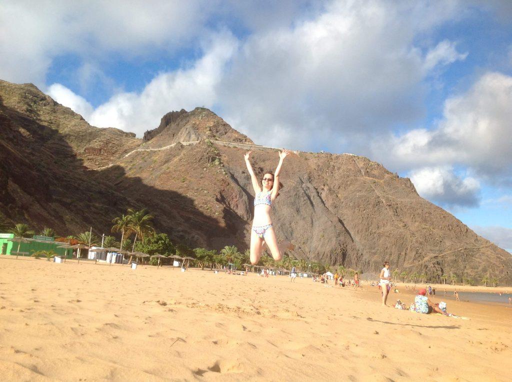 Tenerife-plaja-las-teresitas