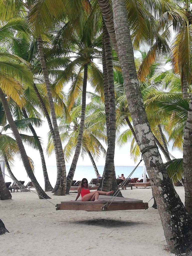 Insula-Saona-Plaja