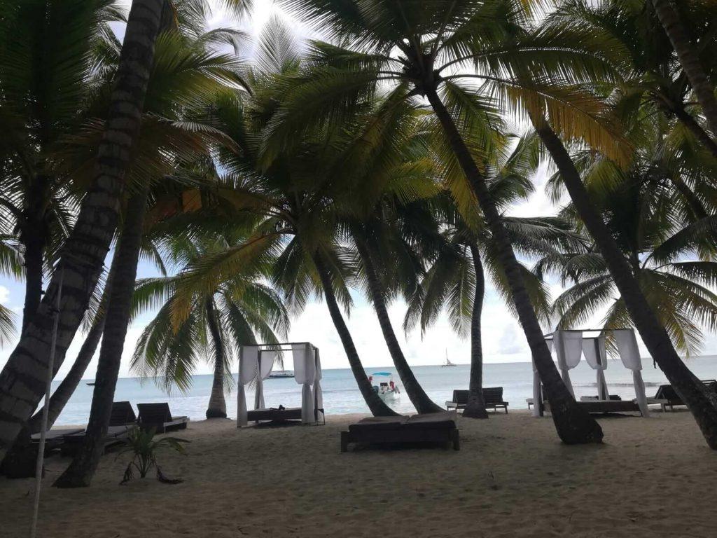Insula Saona-plaja Las Palmeras