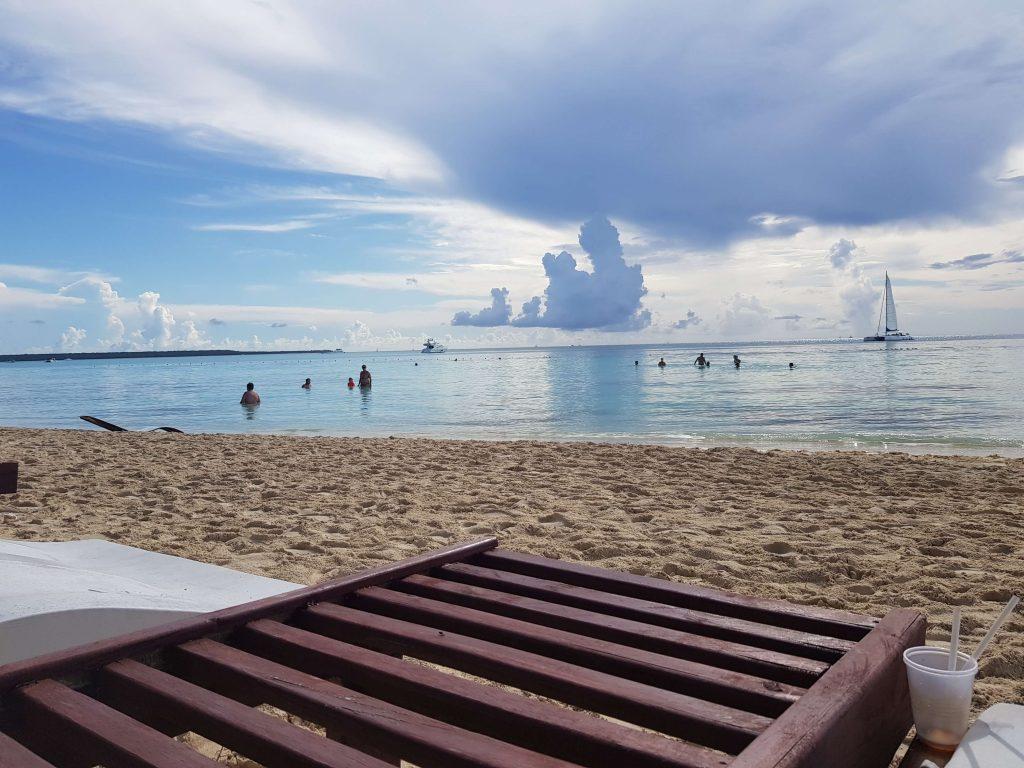 Plaja-Blue Lagoon-insula Saona