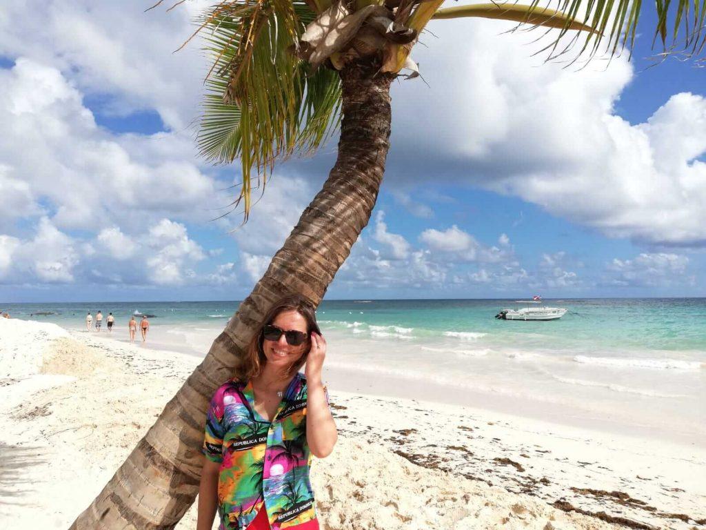 Plaja Punta Cana-Republica Dominicana