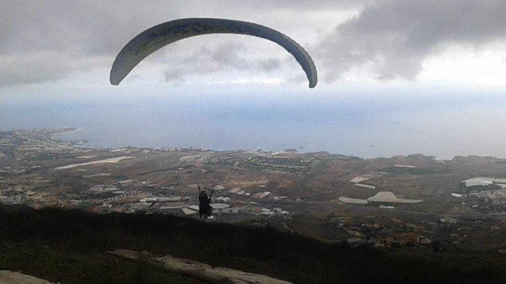 Tenerife-parapanta