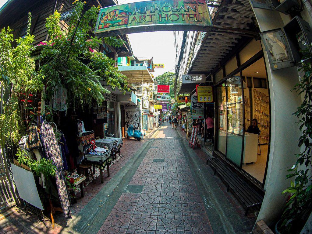 Bangkok-Chao-San-Road
