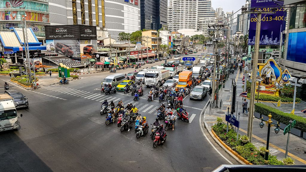 Bangkok-traffic-day