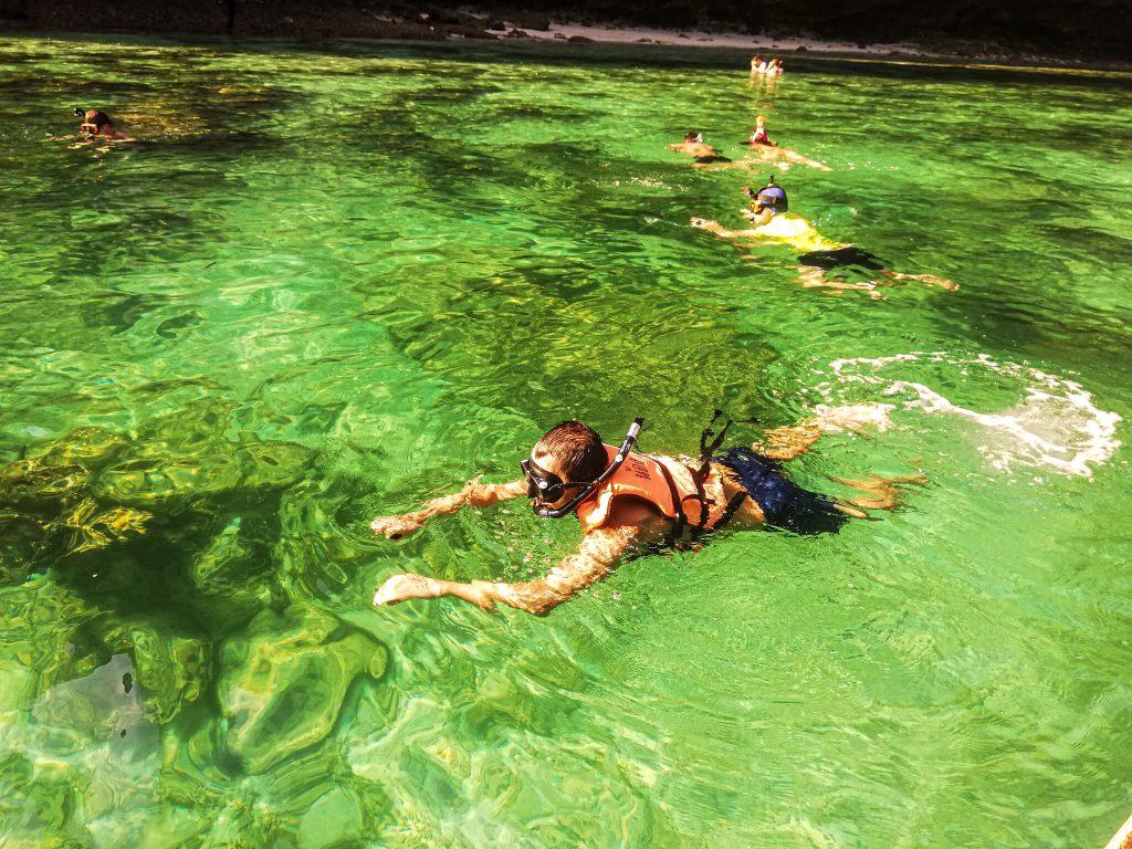 phi-phi-snorkeling