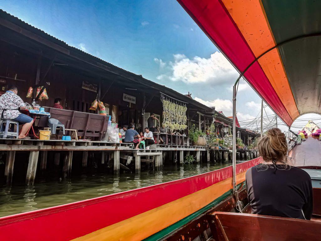 Restaurant-canal-Bangkok