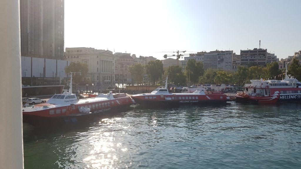 portul pireu atena