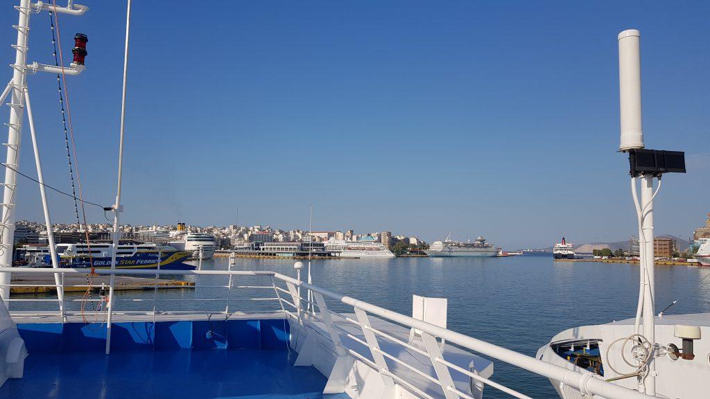 portul pireu