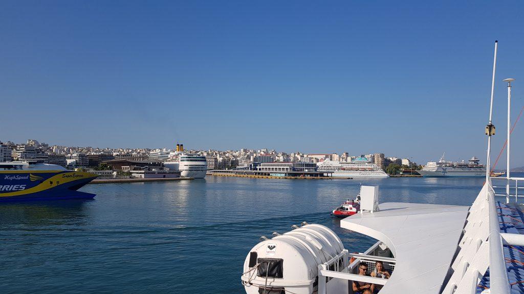 Pireu-port