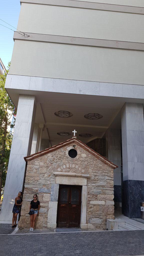 Atena-biserica