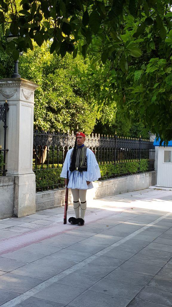 Atena-garda-prezidentiala