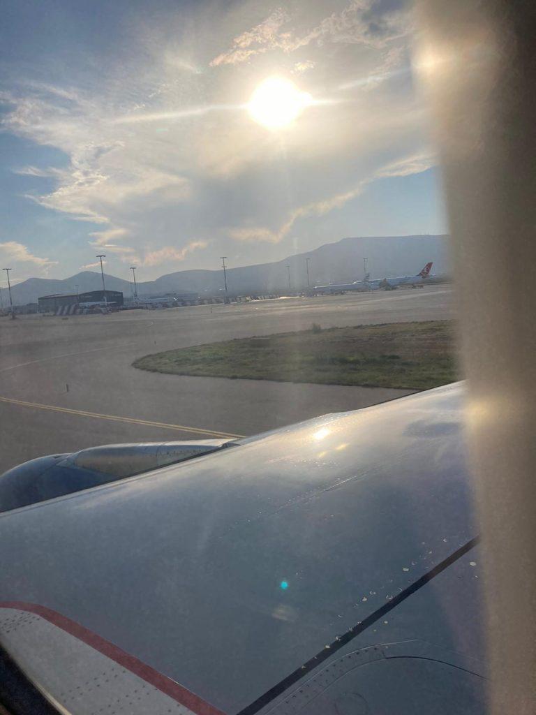 Avion-atena