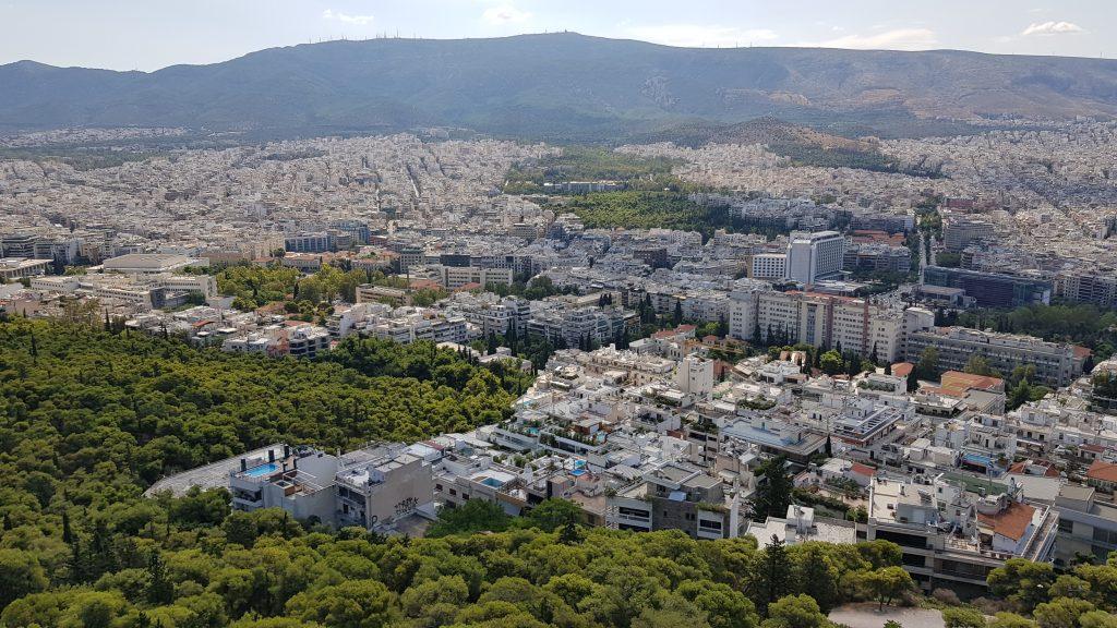 Panorama-Atena-lycabettus