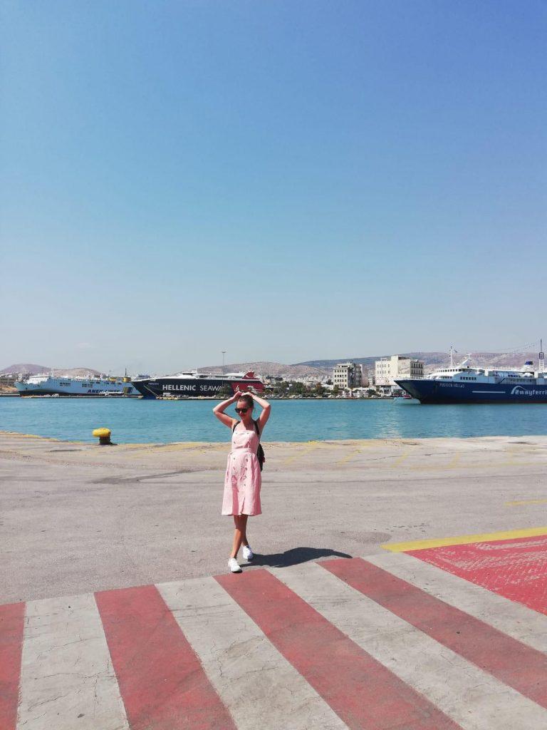 port-pireu