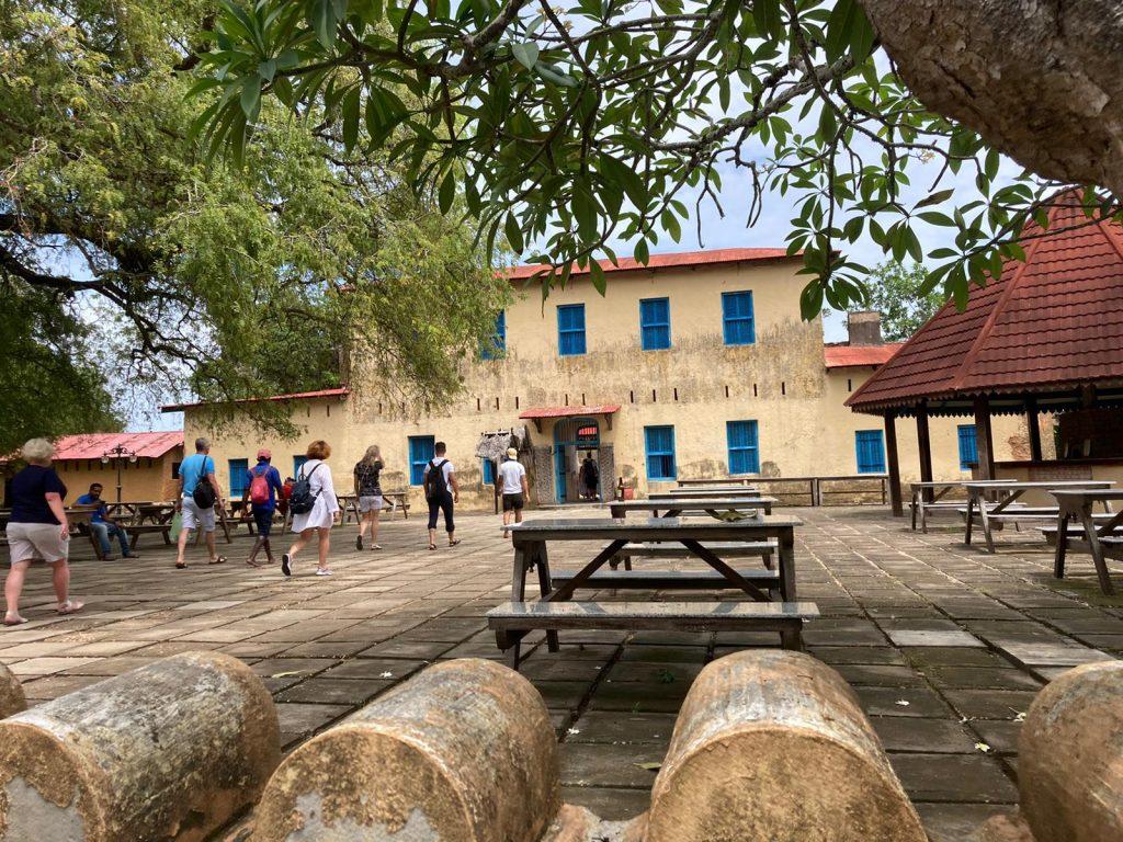 prison island excursie zanzibar
