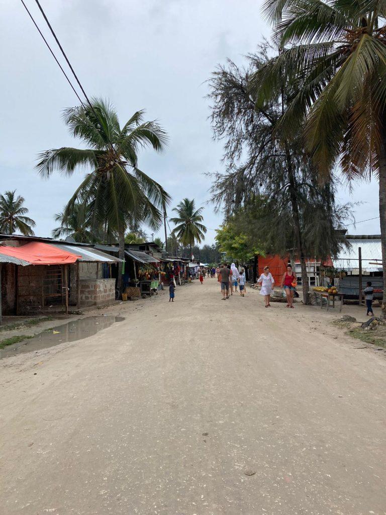 nungwi streets zanzibar