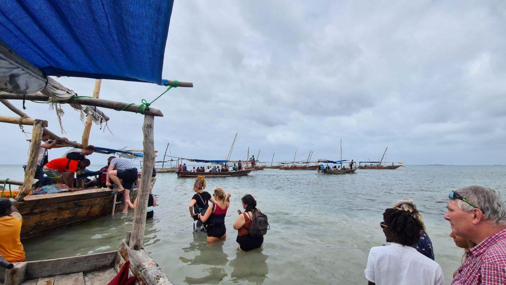safari blue fumba beach zanzibar