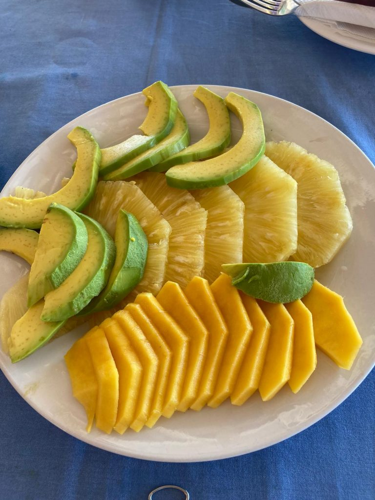 fruits in zanzibar